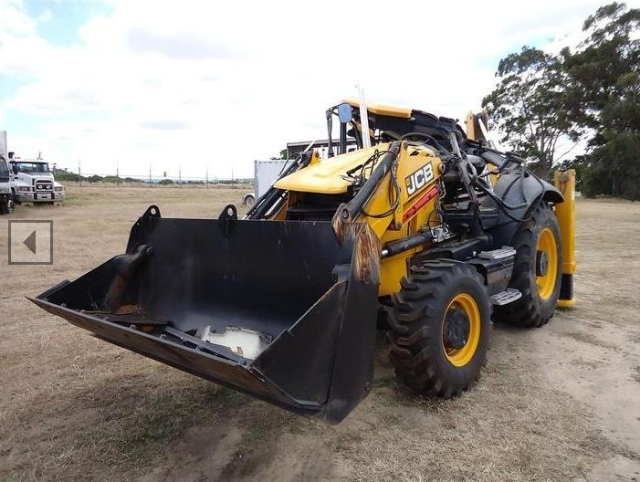 Jcb 3cx 2011 Eco
